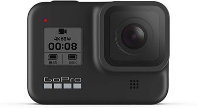 camera embarquee moto GoPro HERO8 Black