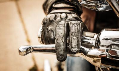 gant moto hiver