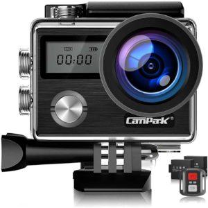 Campark X20 Caméra Sport 4K Ultra HD